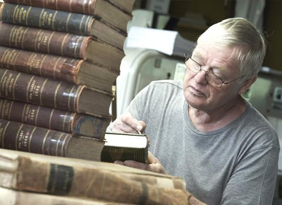 Master Bookbinder Australia